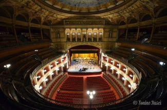 Teatro Di Verdura Calendario 2020.La Bella Addormentata Orchestra Sinfonica Siciliana